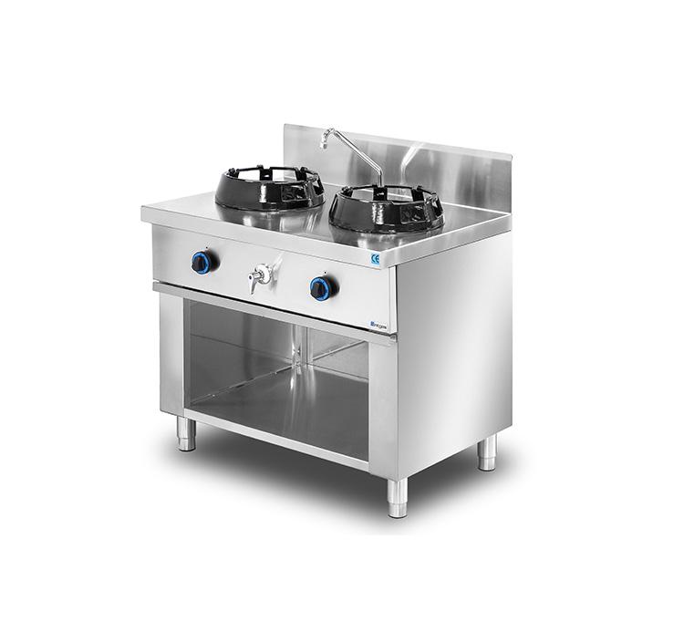 iil SMAW Cocina de Gas port/átil 1x fog/ón con Rejilla